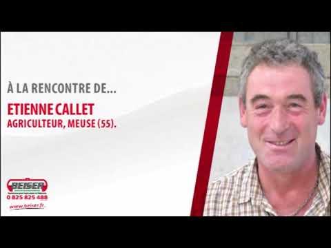 Témoignage client : Etienne CALLET, citerne 70000L