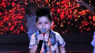 Programa Raul Gil - Nicollas Gabriel (Domingo de Manhã) - Eu e As Crianças