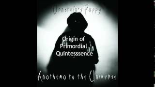 Origin of Primordial Quintessence - Ornstein