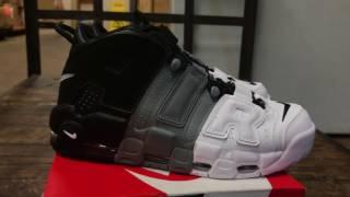Nike Air More Uptempo 'Tri-Color