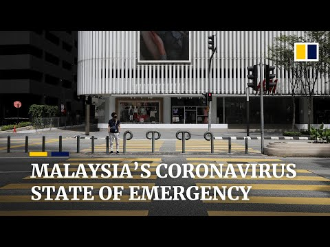 State of emergency in Malaysia as country fights third wave of Covid-19 with fresh lockdown