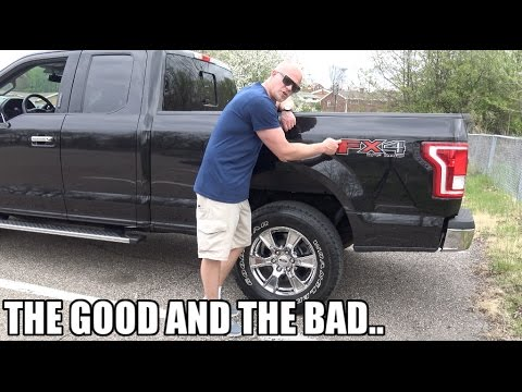 Thumbnail: Here's what it's been like to own a Ford F150 for the past two years