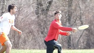 2015 WNY D-1 Ultimate Frisbee Sectionals Final: Cornell vs. Syracuse
