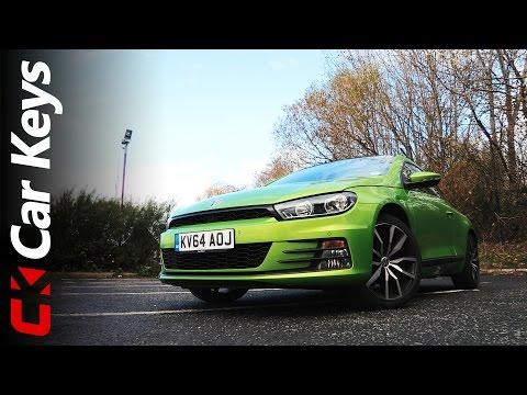 Volkswagen Scirocco 2014 review - Car Keys