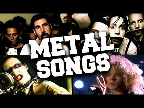 Top 50 Most Viewed Metal Songs of All Time