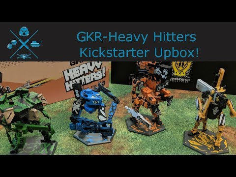 GKR: Heavy Hitters Unboxing