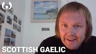WIKITONGUES: Àdhamh speaking Scottish Gaelic