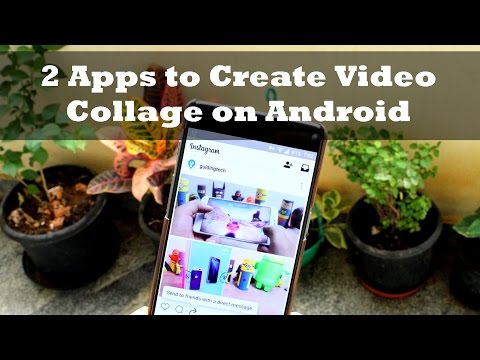 Top 2 Apps To Create Video Collage On Android For Instagram And Facebook | Guiding Tech