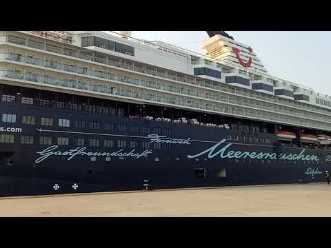 Tui Meinschiff in Laem Chabang Thailand