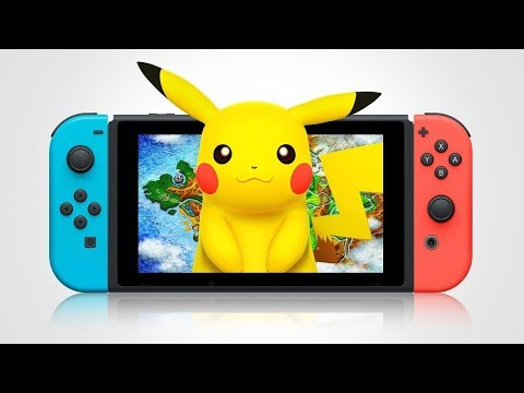 Pokemon for Switch  Road to E3 2018