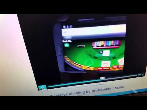 Probability casino cheating caught on video