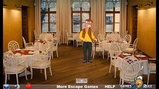 Find My Wallet in Restaurant walkthrough Games2Rule G2R.