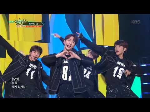 뮤직뱅크 Music Bank - Giddy Up - 더보이즈(THE BOYZ).20180518