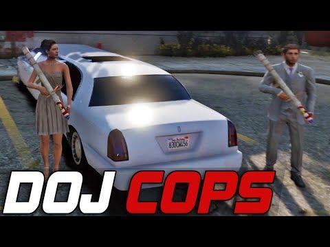 Dept. of Justice Cops #236 - Wedding Day (Criminal)