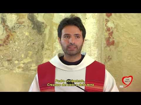 Coroncina alla Divina Misericordia del 17 Ottobre 2018