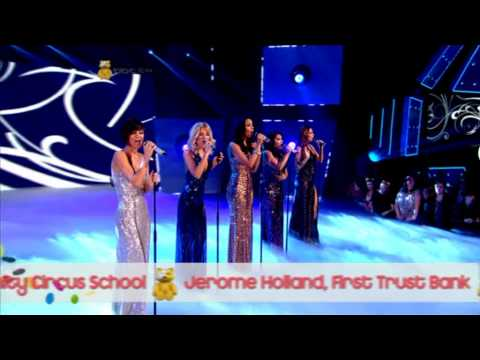 The Saturdays - My Heart Takes Over (Live @ Children In Need 18/11/2011)