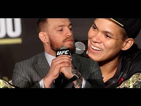 Amanda Nunes Wants to Follow Conor McGregor and Hold Two UFC Belts