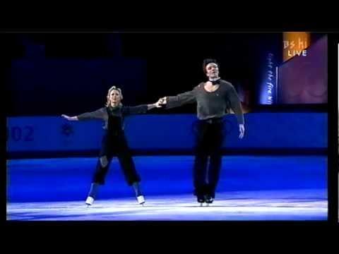 Elena Berezhnaya & Anton Sikharulidze 2002 Winter Olympics EX