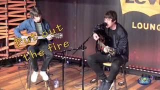 Jake Bugg - Put Out The Fire (LYRICS)