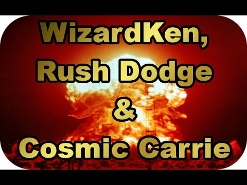 Wizard Ken, Rush Dodge & Cosmic Carrie UNITE!