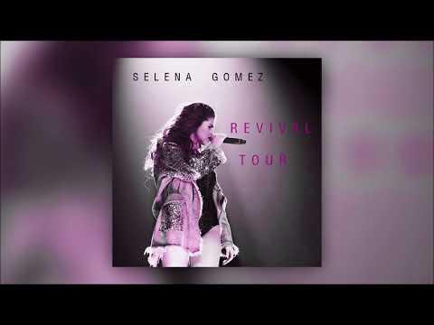 Selena Gomez - Revival Tour Studio Version (Whole show)