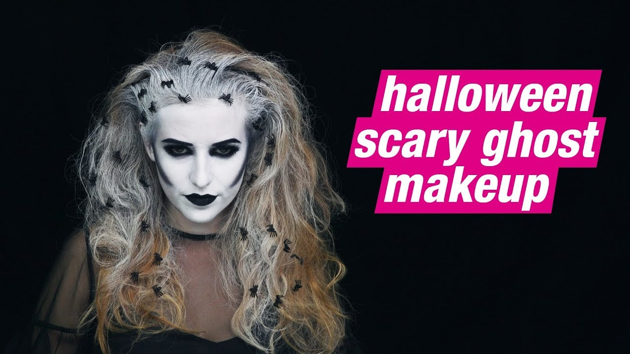 Halloween Makeup Scary.How To Scary Halloween Makeup Superdrug