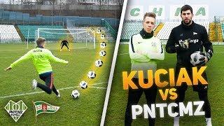 Dusan Kuciak VS PNTCMZ   Najlepszy bramkarz Ekstraklasy!