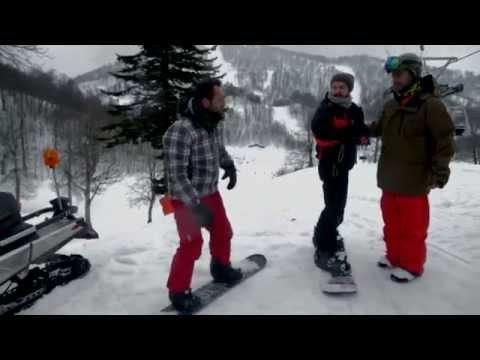 Acemiler Extreme - Barış Yurtçu   Snowboard
