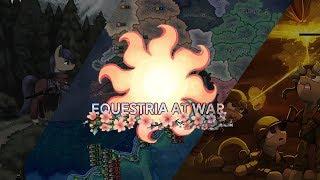 EQUESTRIA AT WAR  или НЕВЕРОЯТНЫЙ мир пони | Моды на HOI 4