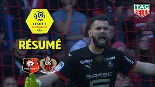 Stade Rennais FC - OGC Nice ( 0-0 ) - Résumé - (SRFC - OGCN) / 2018-19