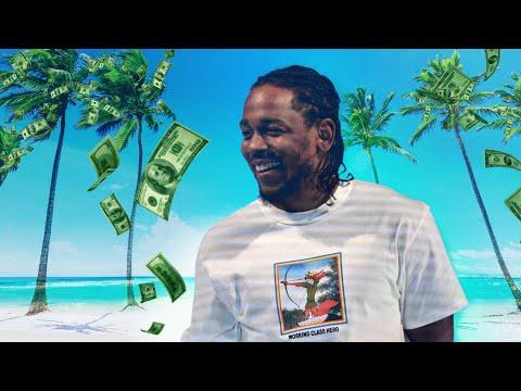 Kendrick Lamar - Money Trees ft. Jay Rock (Music Video)