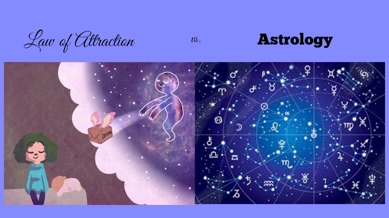 Law of Attraction vs  Astrology