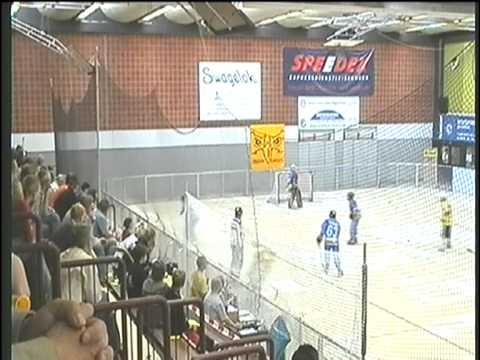 Oxford roller hockey - European Championships