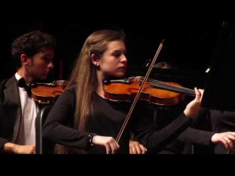Coral Reef Senior High School Orchestra (MPA) 2016- Serenade Triste