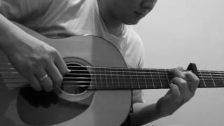 first noel fingerstyle guitar
