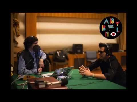 Mark Ronson interview on Babylon Radio2