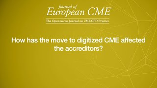 Q6: Digitized CME and accreditors