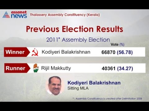 Know Your Assembly   Thalassery Assembly Constituency #keralapolls2016