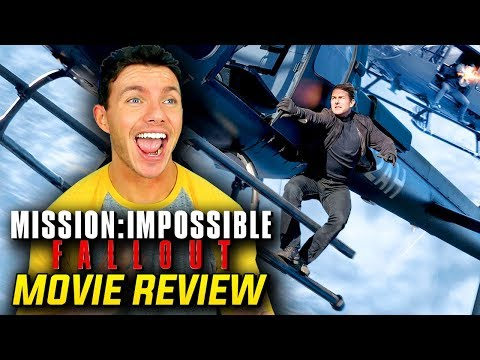 Mission: Impossible Fallout – Movie Review