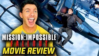 Mission: Impossible Fallout - Movie Review