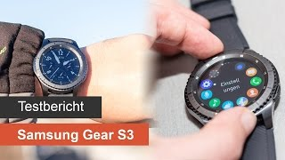 Samsung Gear S3 Frontier im Test [Deutsch]