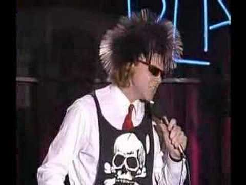 David Sleaze Punk Magician
