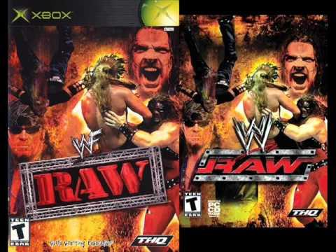 WWF Raw (Xbox/PC) - Title Match Menu