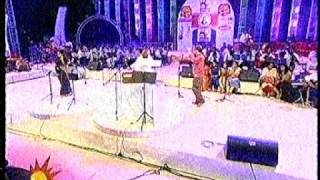 SHEHNAI PANDIT S.BALLESH WITH MAESTRO ILLAYARAJA IN DUBAI