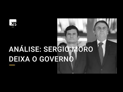 Breaking News: time político da XP analisa saída de Sérgio Moro