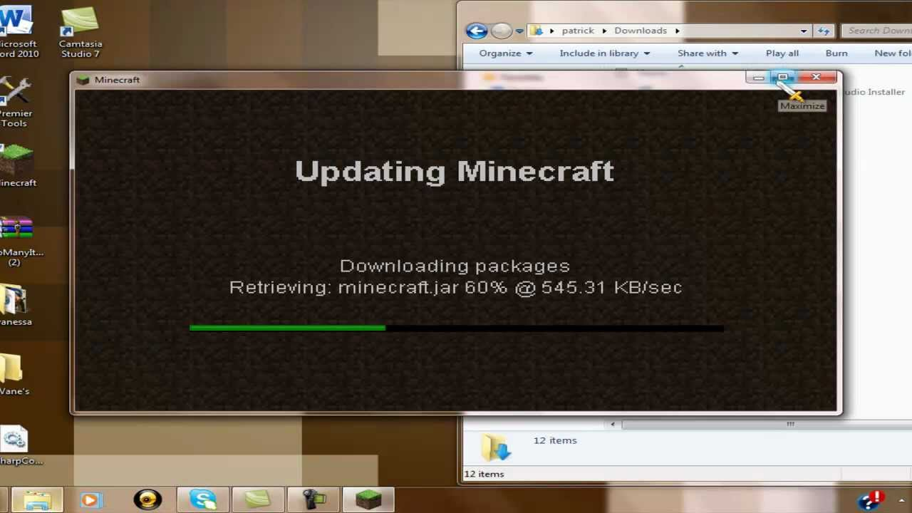 minecraft-how to install x-ray for any update (when there ...