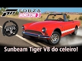 Sunbeam Tiger V8 do celeiro! + Top Speed Aston Martin DB11 | Forza Horizon 3 + G920