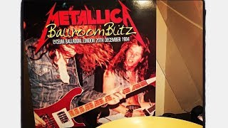Metallica - Live At The Lyceum Theatre, London, UK (1984) [SBD Audio]
