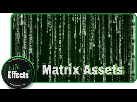 Animated Backgrounds The Matrix | Free Stock Assets for Download