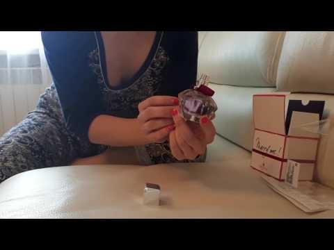 Обзор на парфюмерную воду Lanvin Marry Me 50 мл, приобретенную в Онлайнтрейд.ру